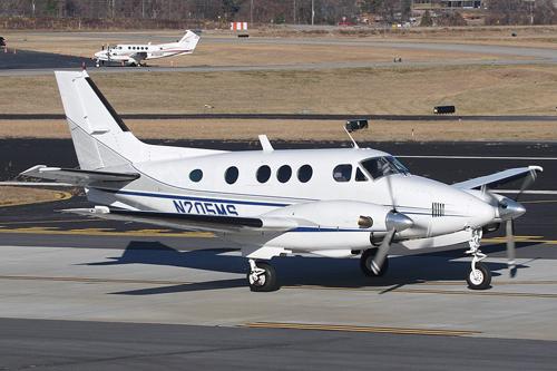 King Air Charter Plane