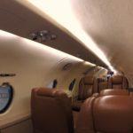 Falcon 10 Interior